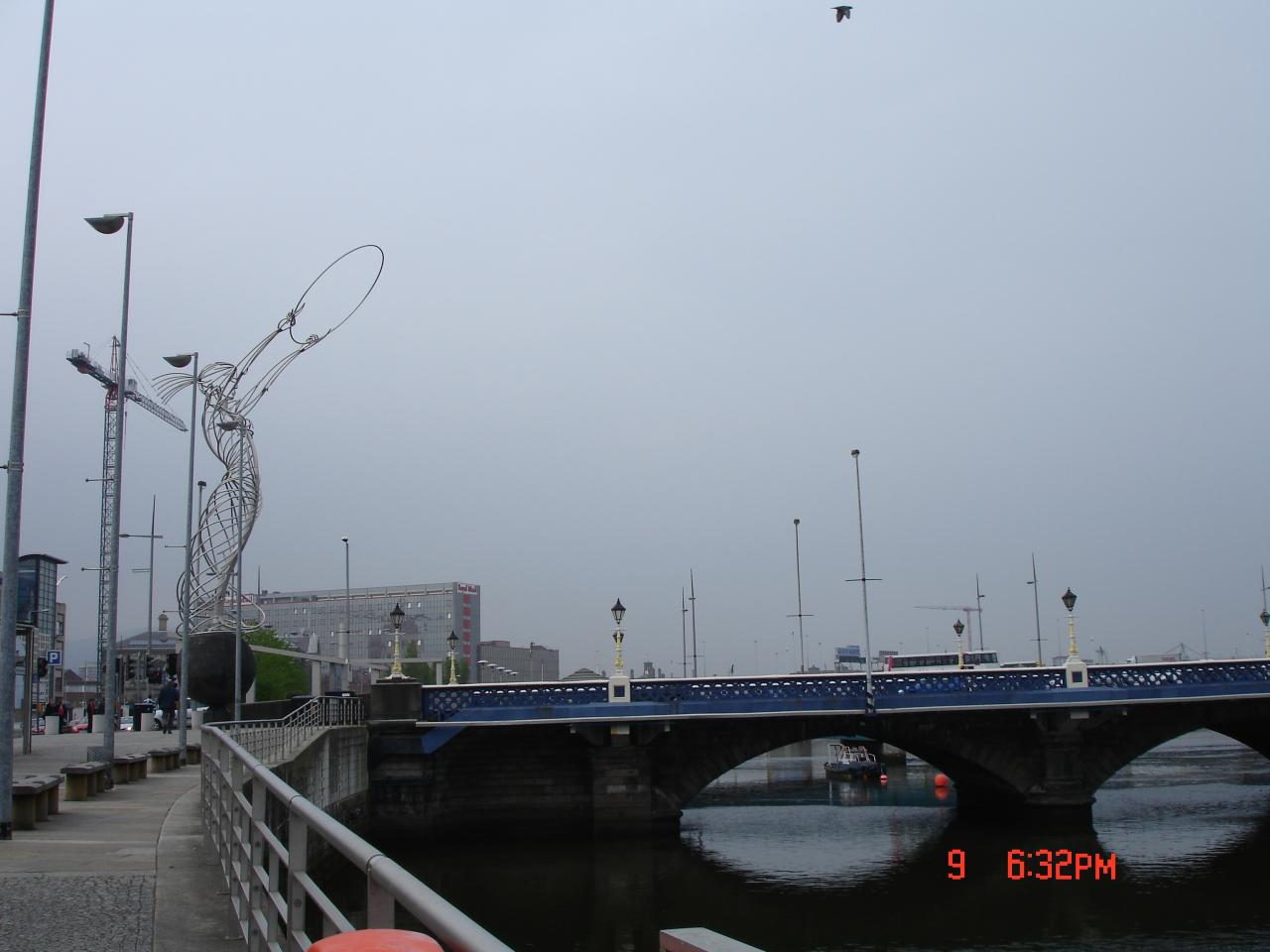 bridge across the divides...