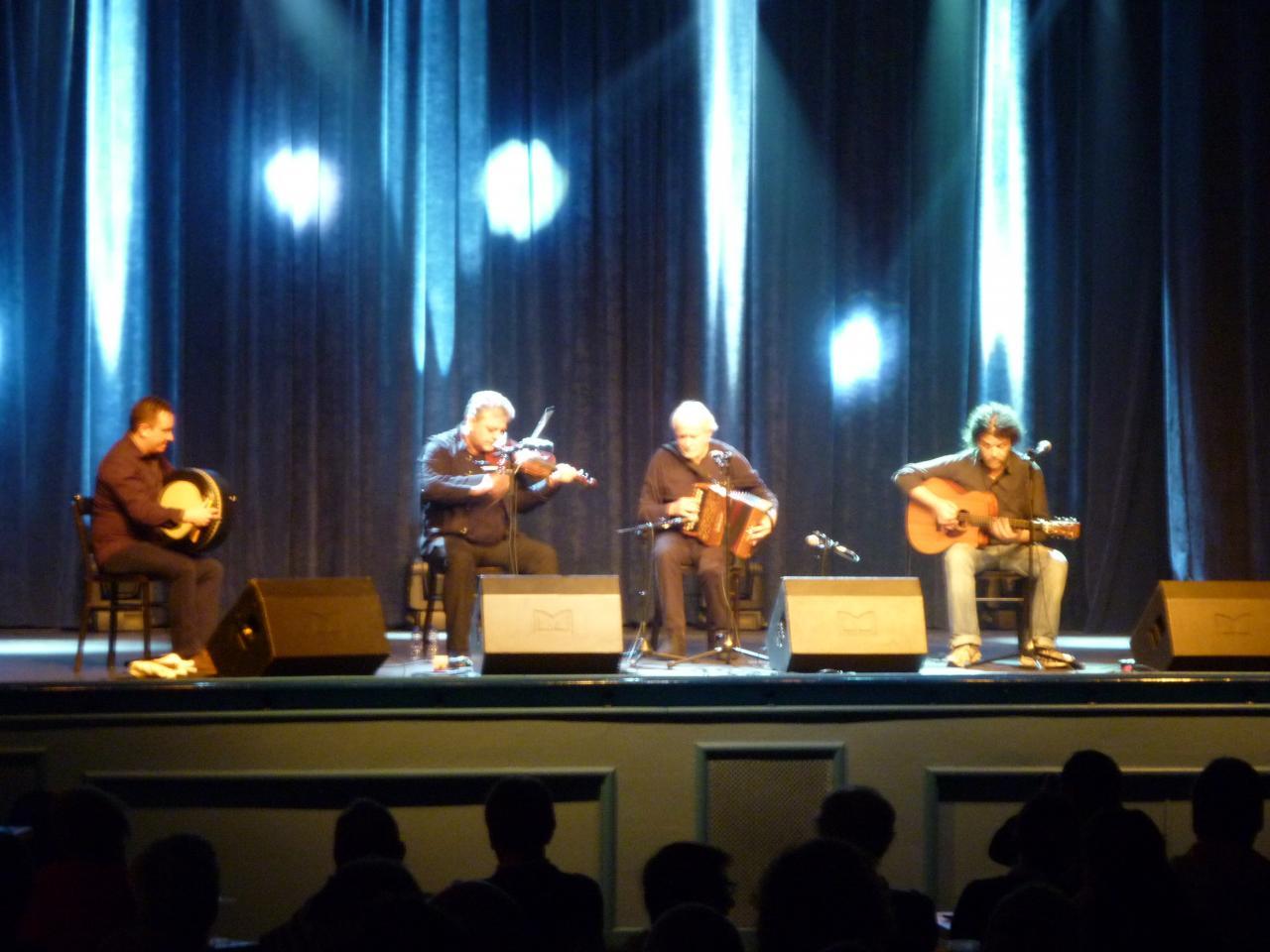 Mairtin O'Connor Band à Billy-Montigny en 2016