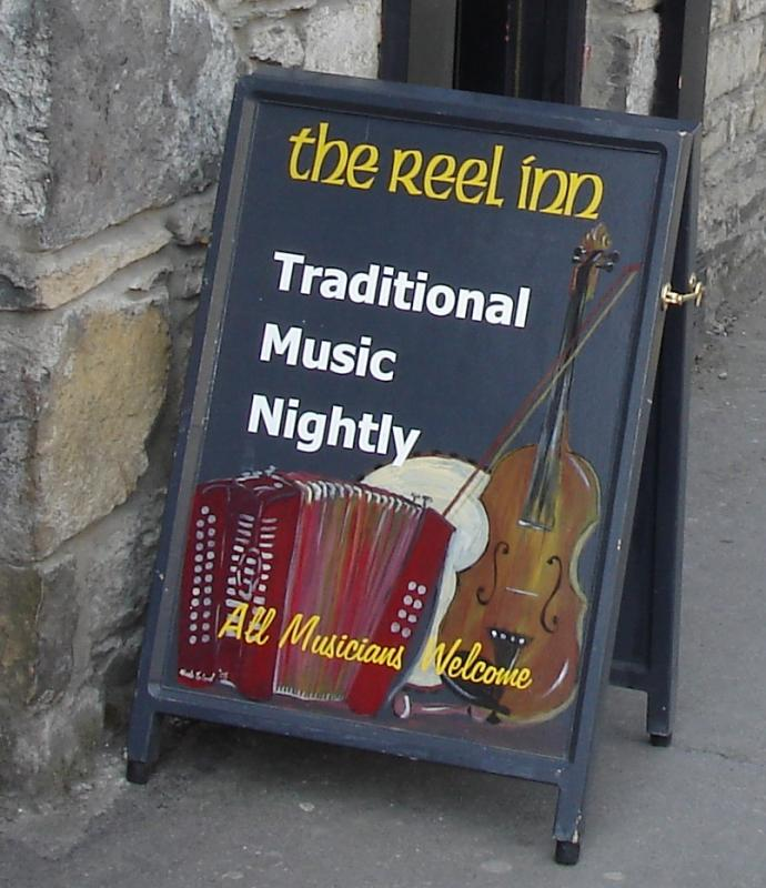 Donegal reel inn