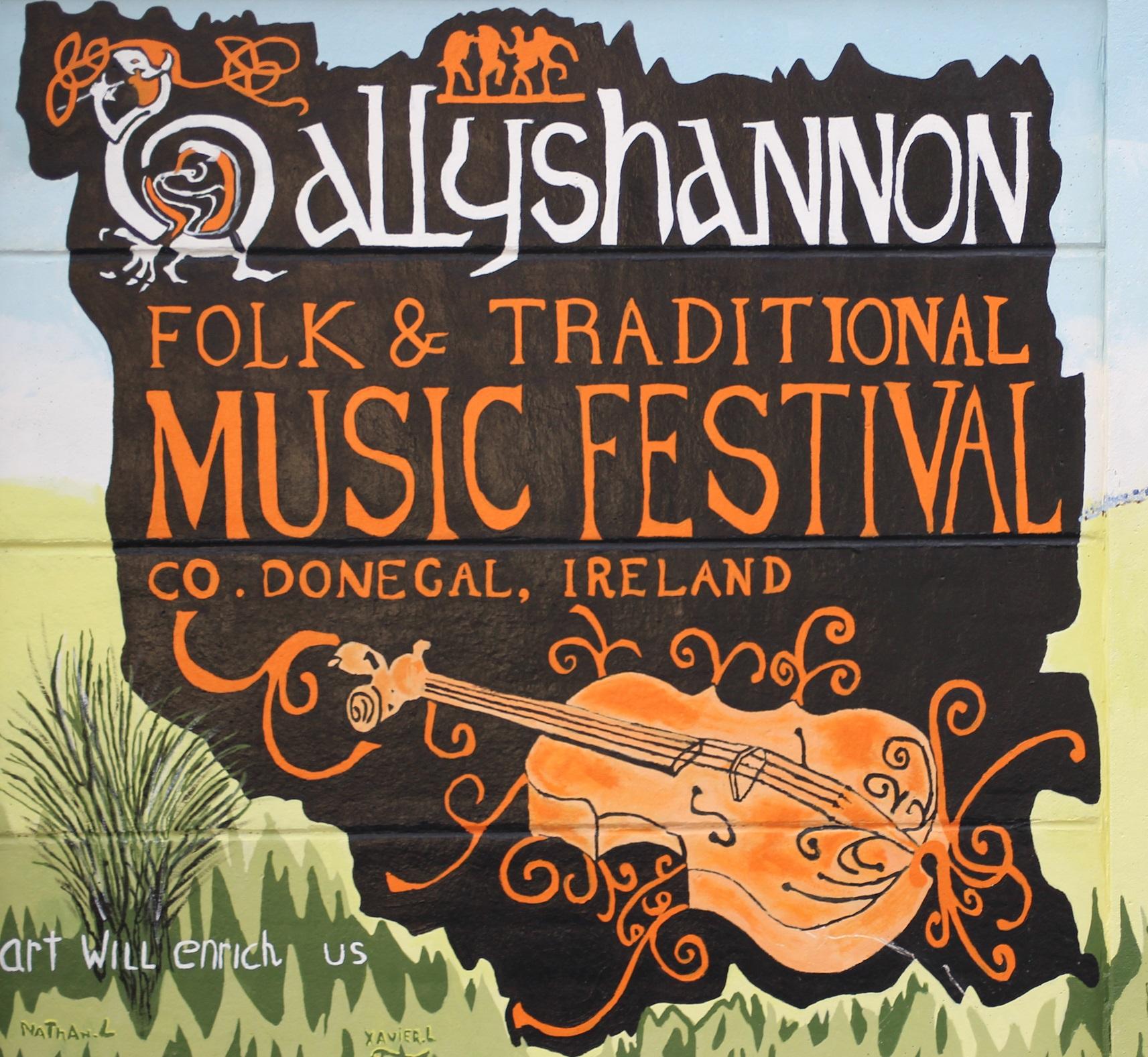 Festival ballyshannon